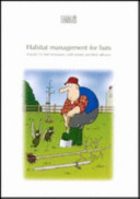 Habitat Management for Bats
