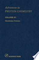 Membrane Proteins book