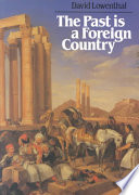 The Past is a Foreign Country Book PDF