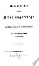 Ernst Friedrich Herbert Graf von Münster ; (Urkundenbuch)