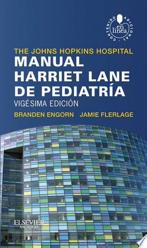 Manual Harriet Lane de pediatría + acceso web - ISBN:9788490228838
