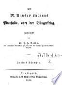 Des W. Annaus Lucanus Bharfalia