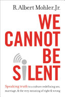 We Cannot Be Silent : same-sex marriage. now, access to same-sex...
