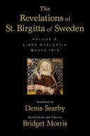 The Revelations of St  Birgitta of Sweden  Volume II