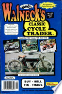 WALNECK'S CLASSIC CYCLE TRADER, NOVEMBER 1997