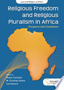 Religious Freedom and Religious Pluralism in Africa