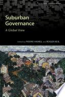 Suburban Governance