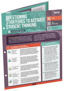 Questioning Strategies to Activate Student Thinking  Quick Reference Guide