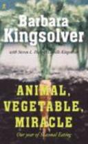 Animal  Vegetable  Miracle