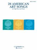 28 American Art Songs