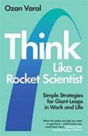 Book Think Like a Rocket Scientist