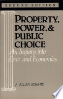 Property Power And Public Choice