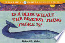 Is a Blue Whale the Biggest Thing There Is