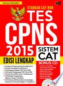 Tes CPNS 2015 Edisi Lengkap Sistem CAT