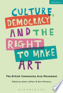 Culture  Democracy and the Right to Make Art