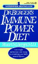 Dr  Berger s Immune Power Diet