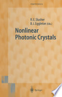 Nonlinear Photonic Crystals : the past two decades. new fabrication techniques are...