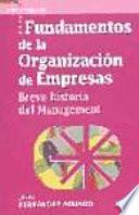 Fundamentos de la organizaci  n de empresas