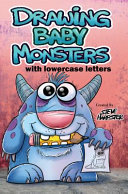 Drawing Baby Monsters Using Lowercase Letters