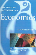 The Penguin Dictionary of Economics