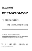 Practical Dermatology For Medical Students And General Practitioners