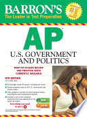 AP U S  Government and Politics  8th ed