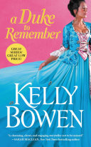 A Duke To Remember : . elise devries is not what she seems....