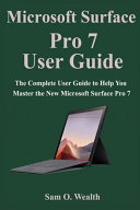 Microsoft Surface Pro 7 User Guide