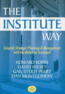 The Institute Way