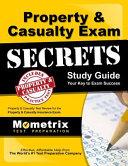 Property   Casualty Exam Secrets