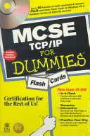 McSe Tcp Ip for Dummies Flash Cards