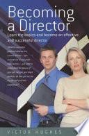 Becoming a Director Pdf/ePub eBook
