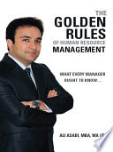 The Golden Rules Of Human Resource Management