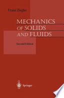 Mechanics Of Solids And Fluids book