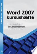 Word 2007   kursush  fte