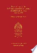 Proceedings of the XVth International Conference of Ethiopian Studies, Hamburg, July 20-25, 2003