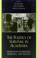 The Politics of Survival in Academia
