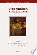 Myth in History  History in Myth