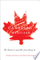 """""""Canadian Medicare"""" Cover"""