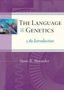 The Language of Genetics