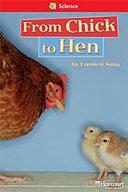Chick to Hen Below Level Reader Grade 1
