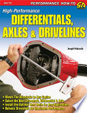High Performance Differentials  Axels  and Drivelines