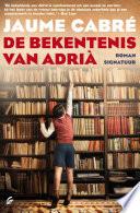 De Bekentenis Van Adria
