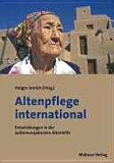 Altenpflege international