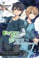 Sword Art Online 9  light novel