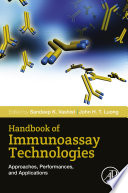 Handbook Of Immunoassay Technologies book