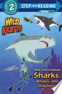 Wild Sea Creatures  Sharks  Whales and Dolphins   Wild Kratts