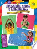 Preschool Songs   Fingerplays  eBook