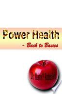 Power Health Back To Basics