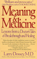 Meaning & medicine That Human Consciousness Exerts In